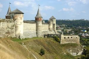 Kamyanets Podilsky fortress, Ukraine